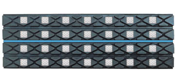 Flex-Lag® Diamond Ceramic Lagging